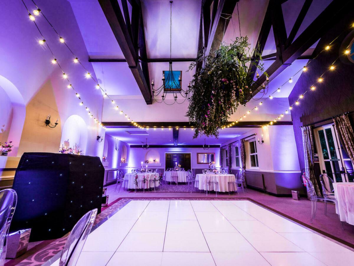 The Langton Room evening reception