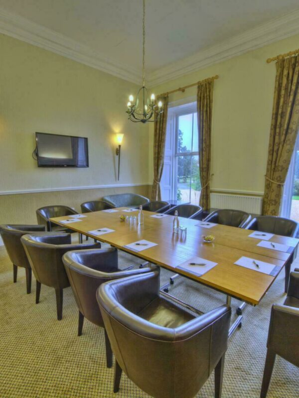 The Morning Room boardroom