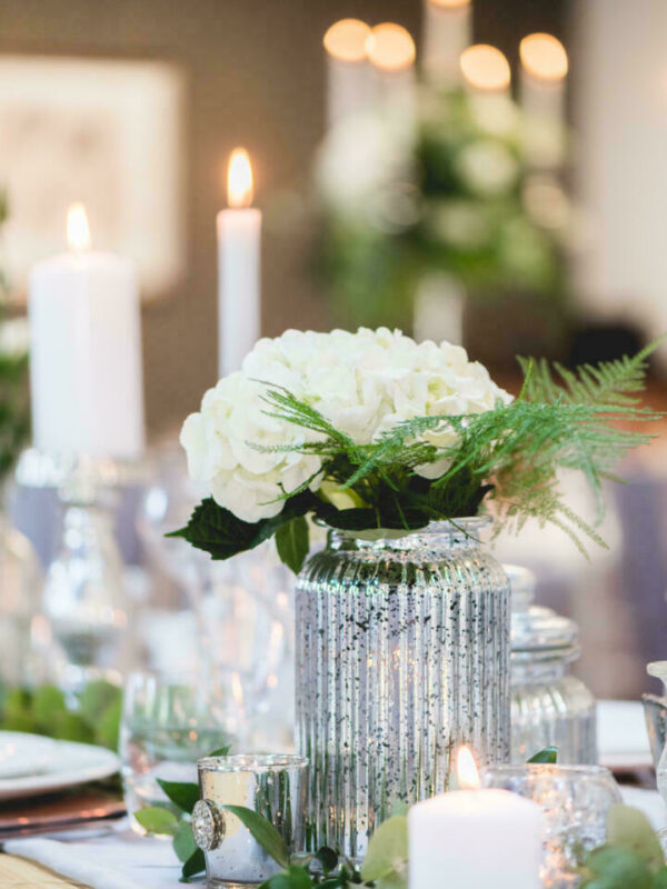 Hothorpe Hall styling details