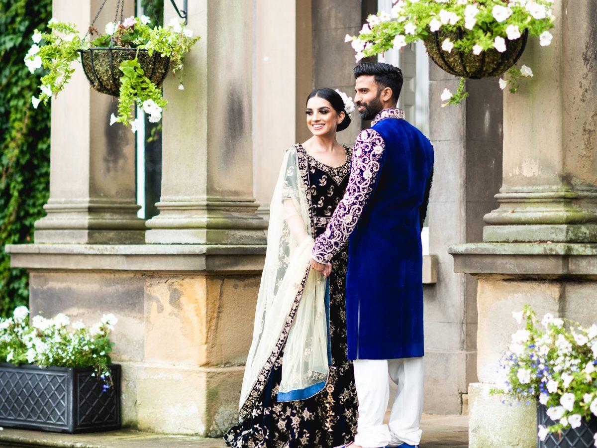 Asian wedding Hothorpe