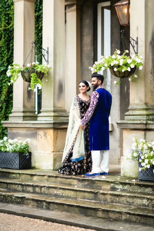 Asian wedding Hothorpe