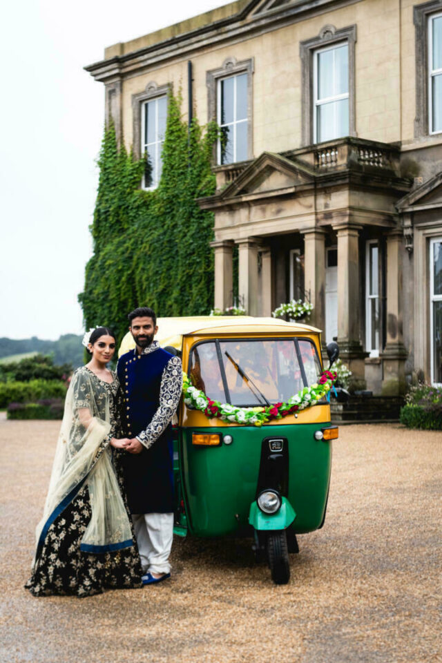 Asian weddings Hothorpe Hall