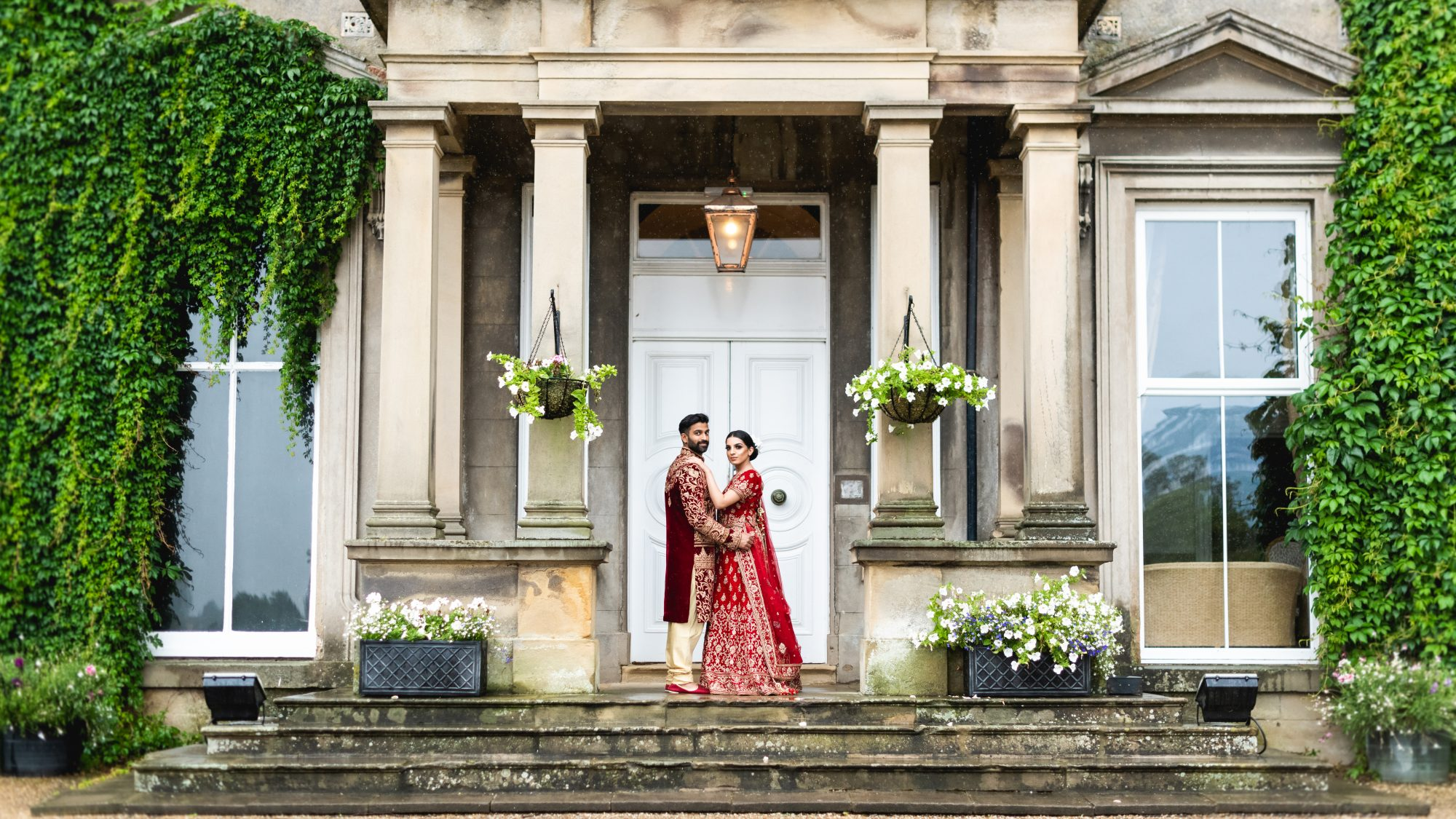 Hothorpe Hall Asian weddings