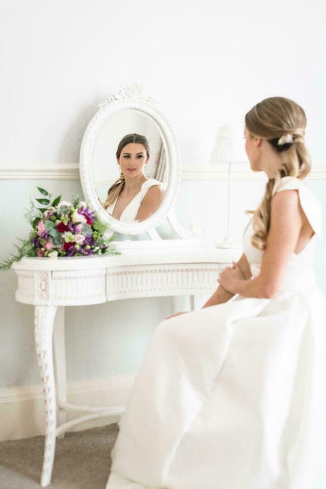 Hothorpe Hall bridal accommodation