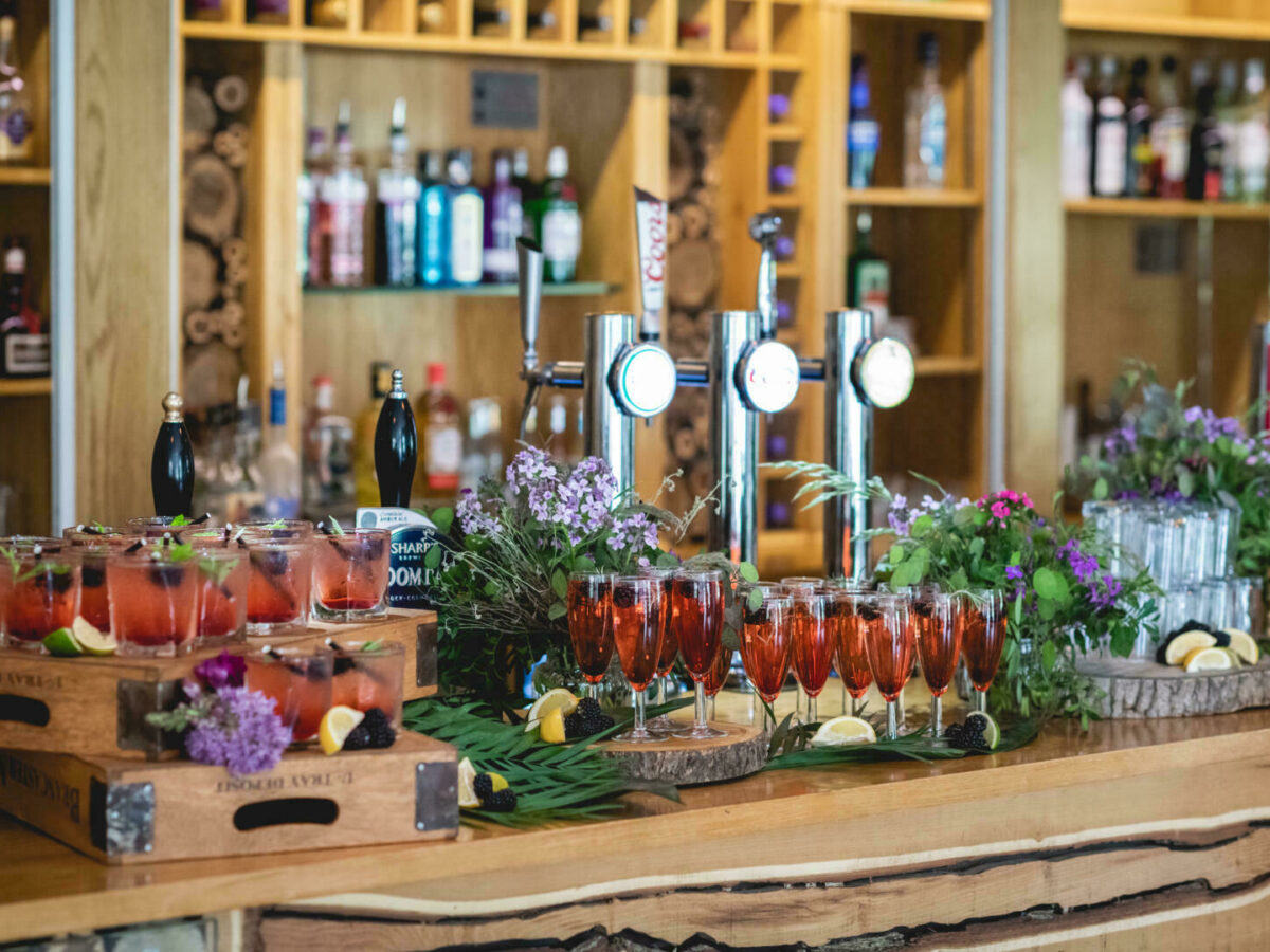The Woodlands bar