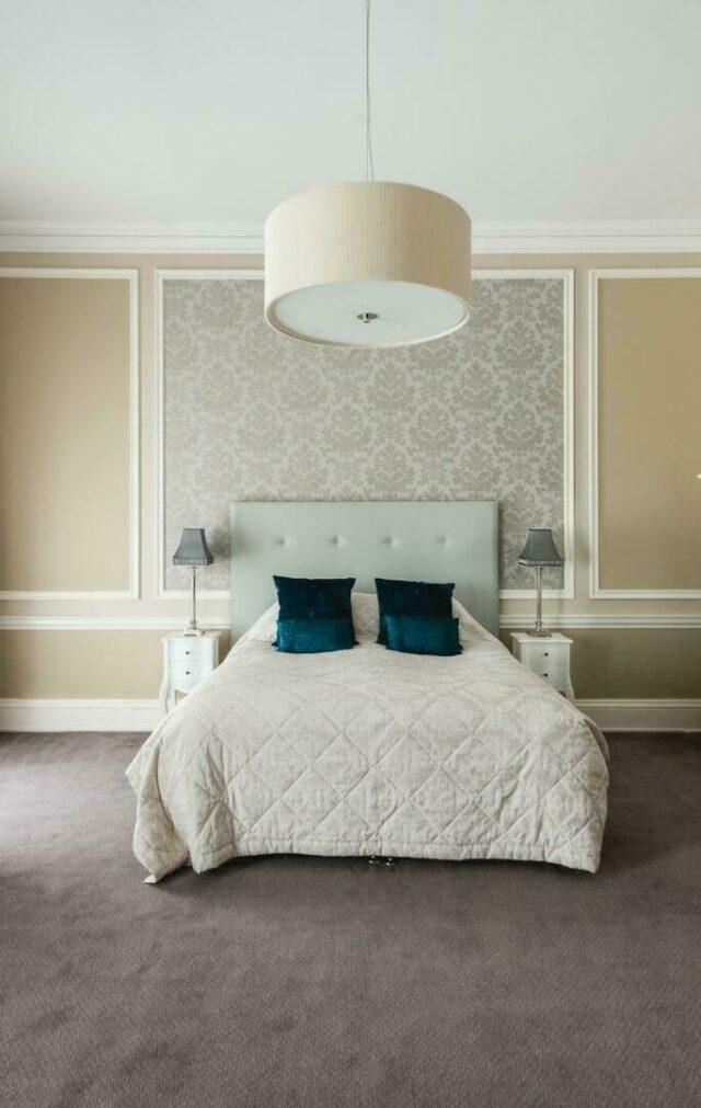 Hothorpe hall bedroom