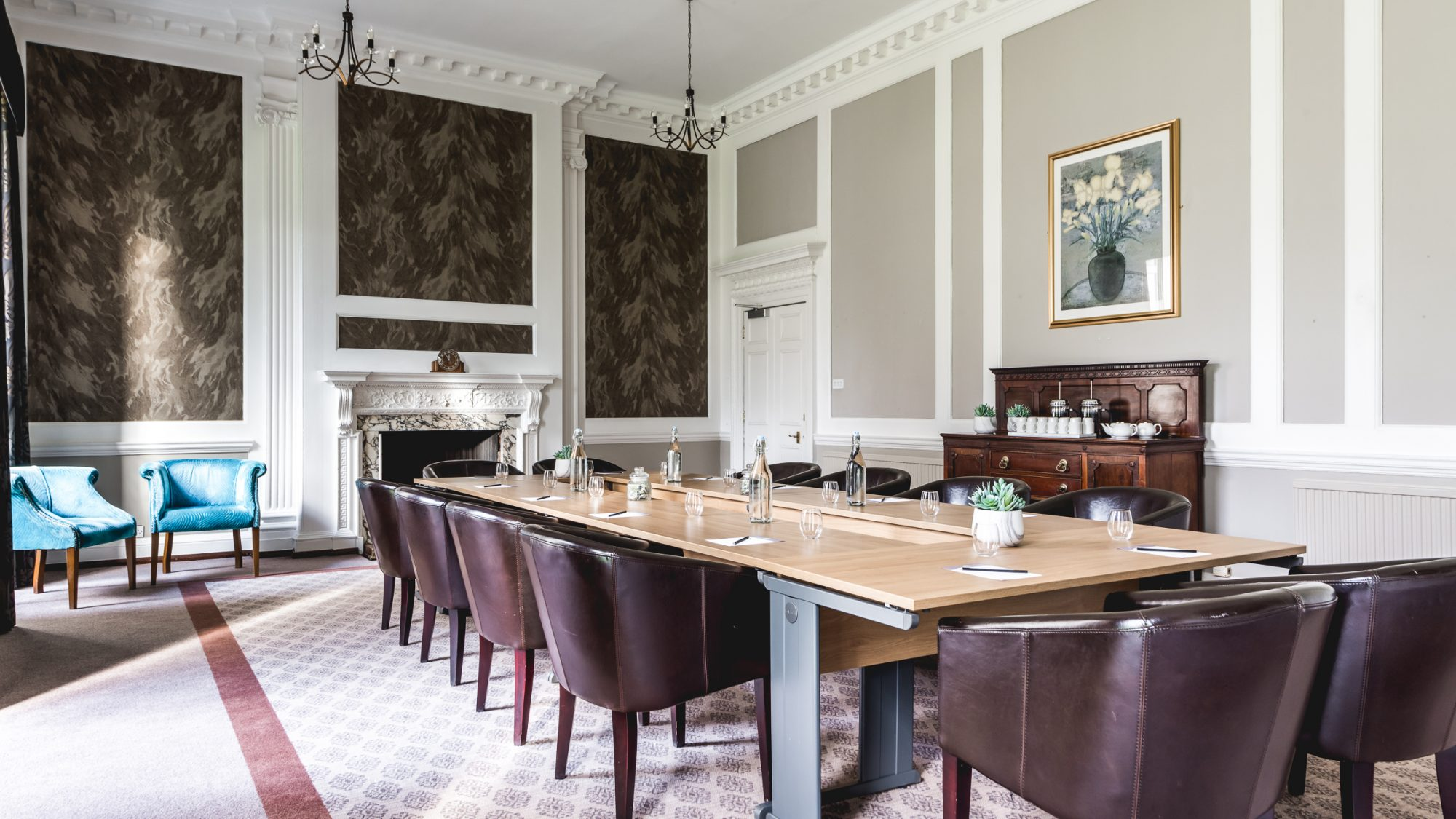 Drawing Room as boardroom