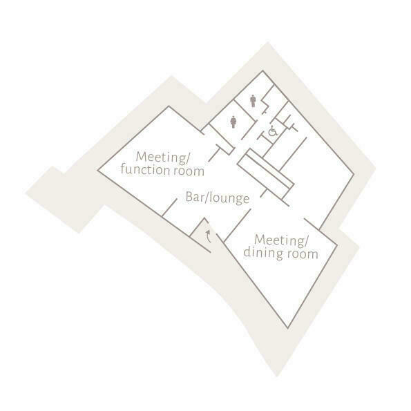 Floorplan of The Woodlands