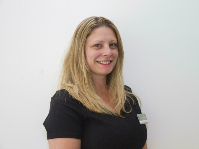 Emily member of staff