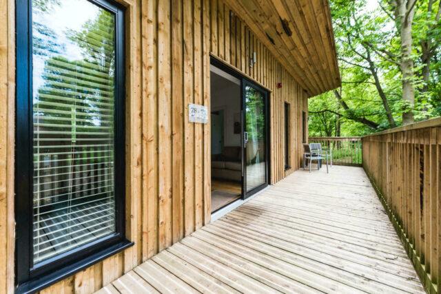 Woodland Snug exterior