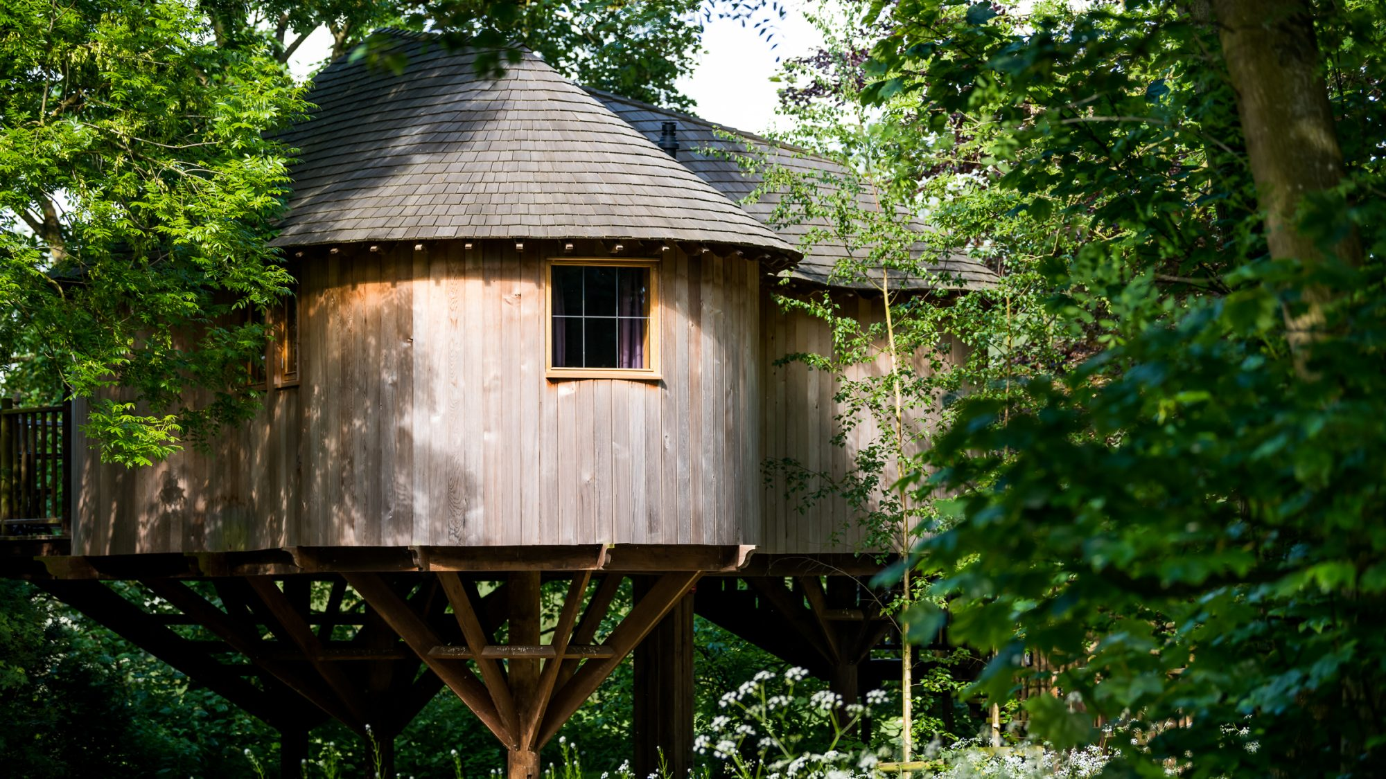 The Treehouse exterior