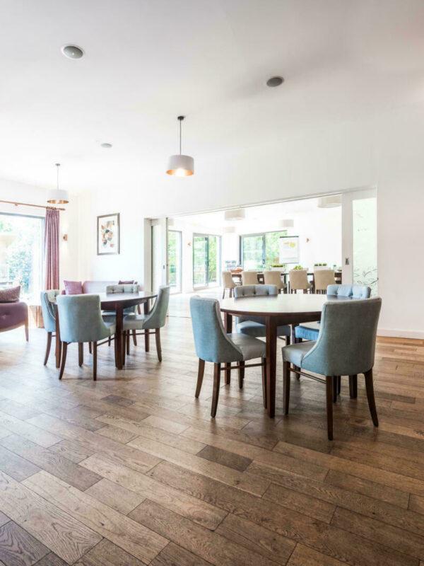 Woodlands venue adaptable space