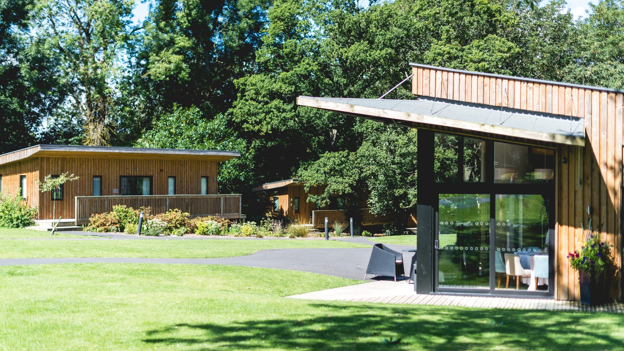Woodland venue