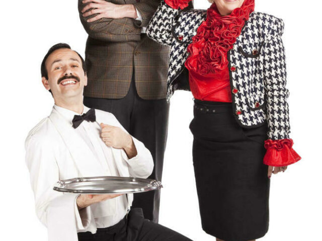 Faulty Towers actors