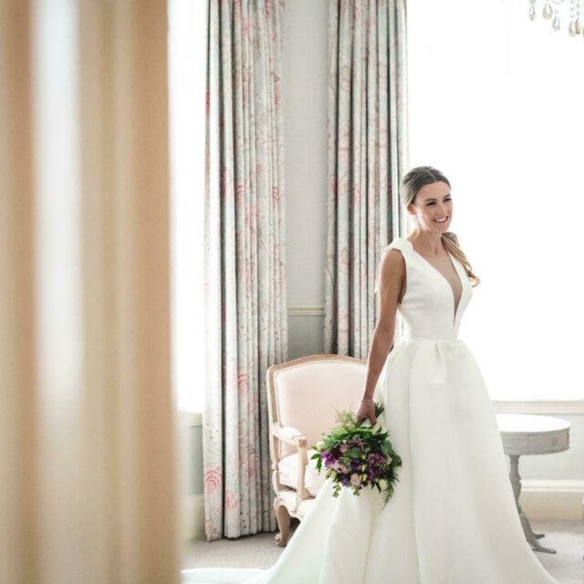 Hothorpe hall bridal suite