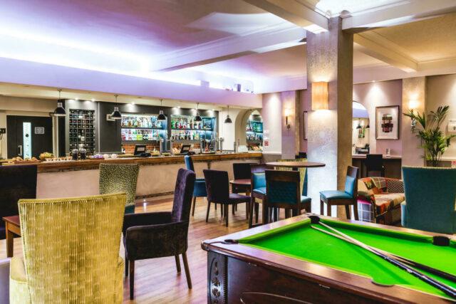 Trafford Lounge Bar